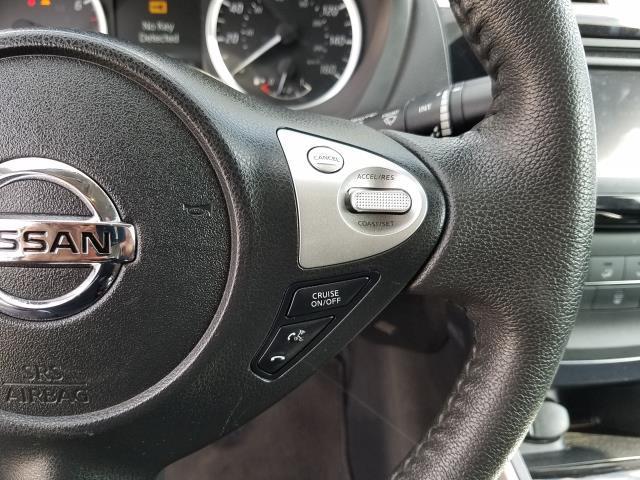 2017 Nissan Sentra SR 21