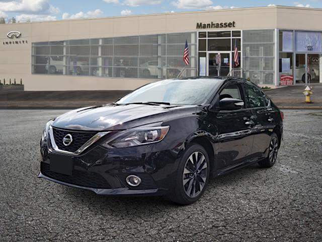 2017 Nissan Sentra SR CVT 0