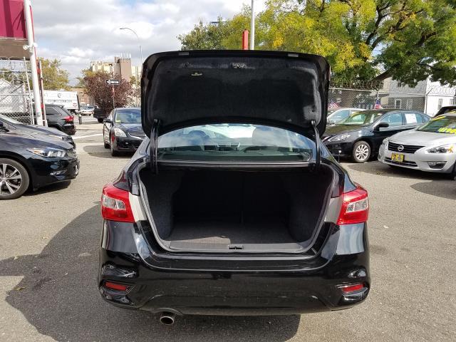 2017 Nissan Sentra SR CVT 5