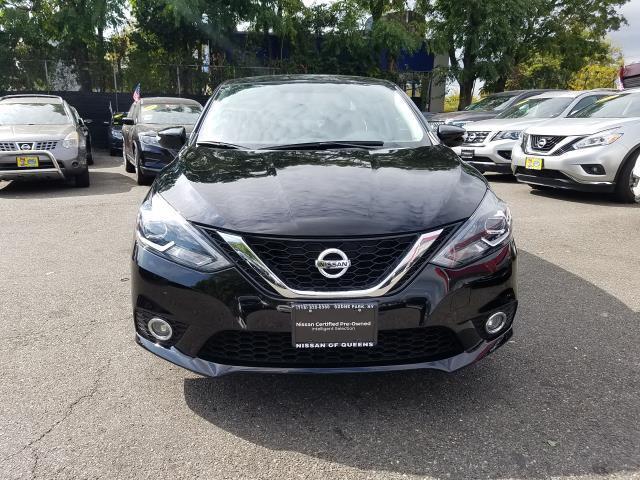 2017 Nissan Sentra SR CVT 7