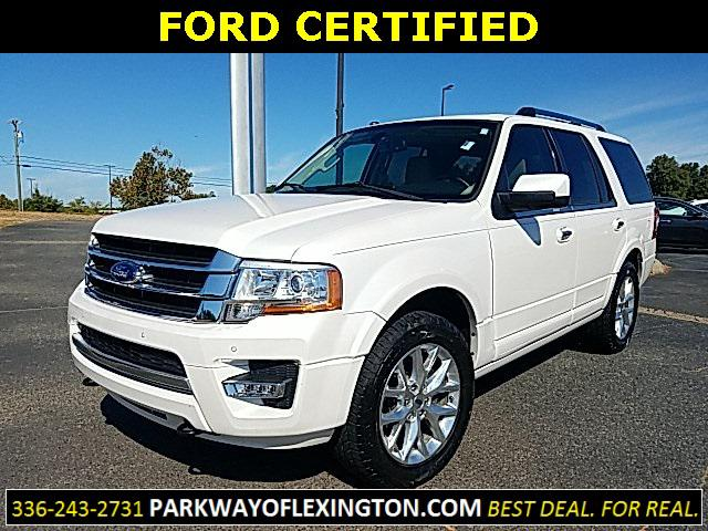 2017 Ford Expedition LIMITED 4D Sport Utility Slide