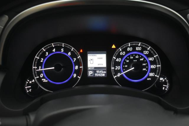 2017 INFINITI QX70 AWD 19