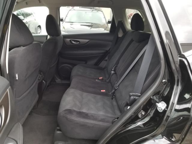 2015 Nissan Rogue AWD 4dr SV 9