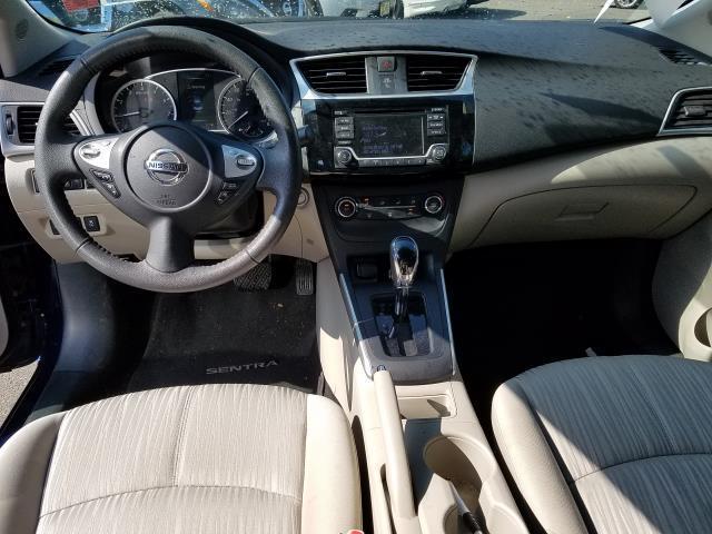 2017 Nissan Sentra SV CVT 11
