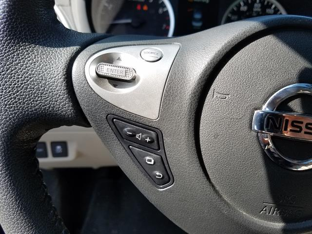 2017 Nissan Sentra SV CVT 17
