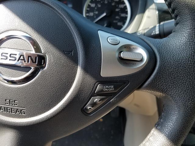 2017 Nissan Sentra SV CVT 18