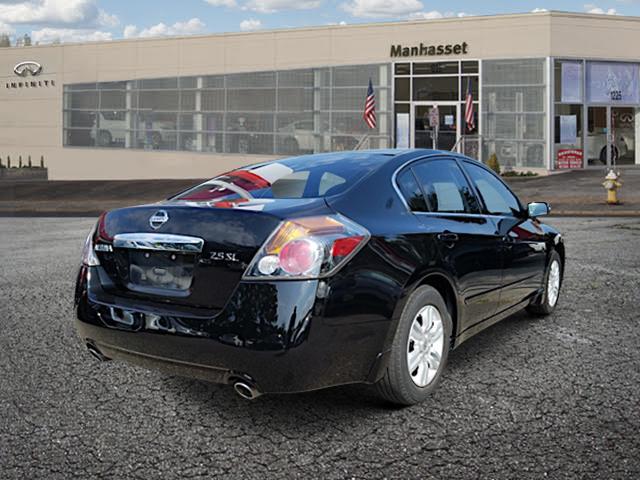 2012 Nissan Altima 4dr Sdn I4 CVT 2.5 SL 3