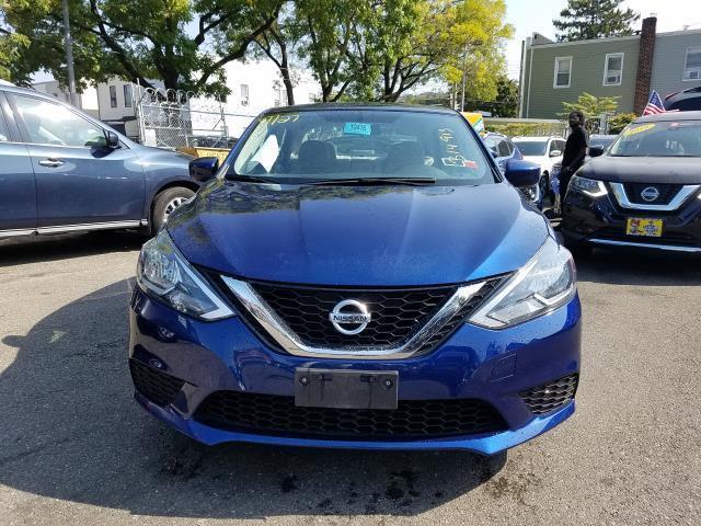 2017 Nissan Sentra SV 6