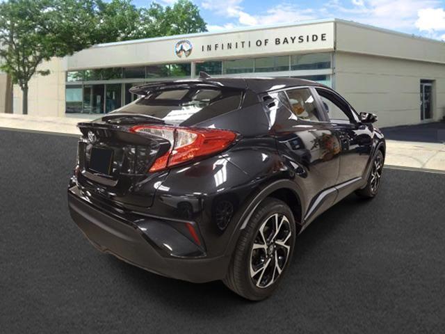 2018 Toyota C-Hr XLE 3