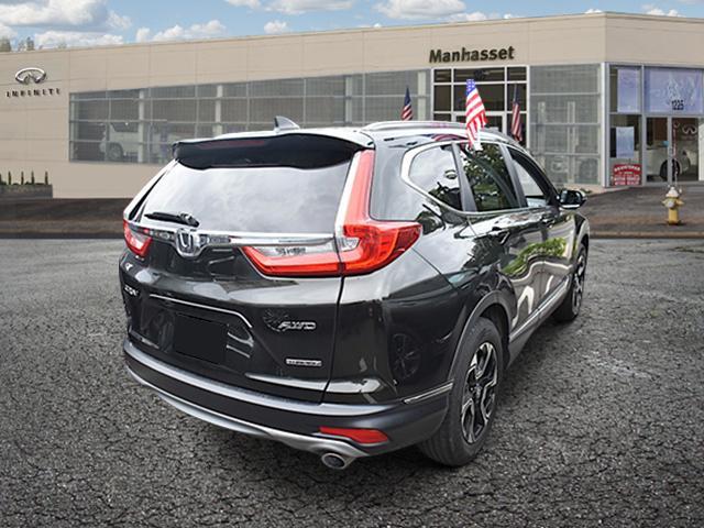 2017 Honda Cr-V Touring AWD 0