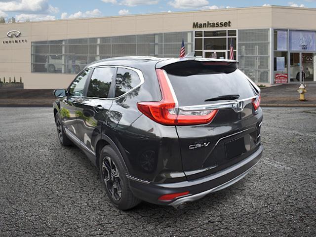 2017 Honda Cr-V Touring AWD 2