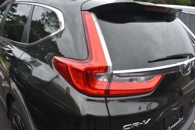2017 Honda Cr-V Touring AWD 6