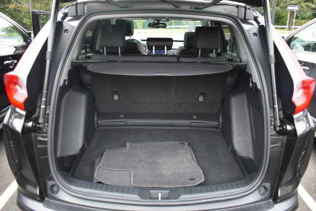 2017 Honda Cr-V Touring AWD 8