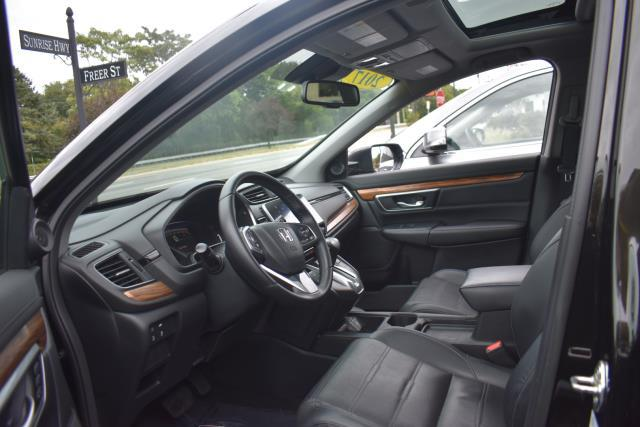 2017 Honda Cr-V Touring AWD 15