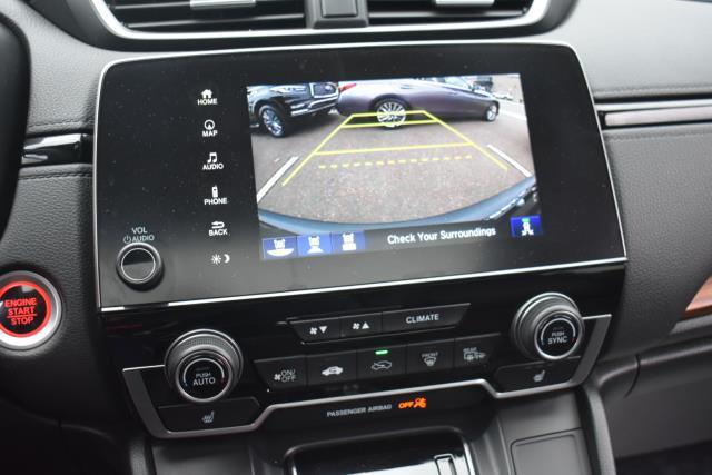 2017 Honda Cr-V Touring AWD 26