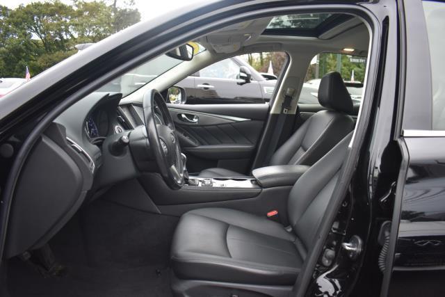 2015 INFINITI Q50 4dr Sdn Premium AWD 12