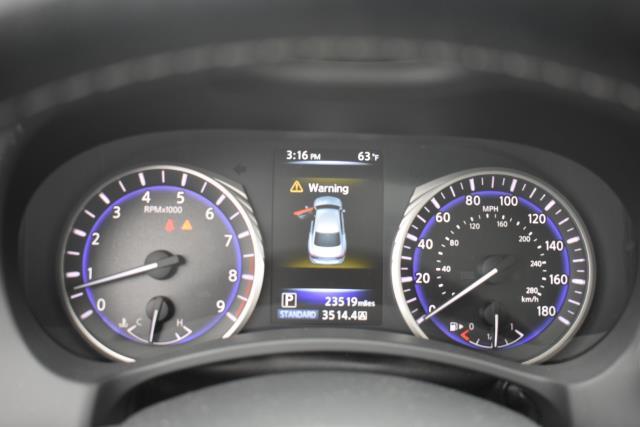 2015 INFINITI Q50 4dr Sdn Premium AWD 17