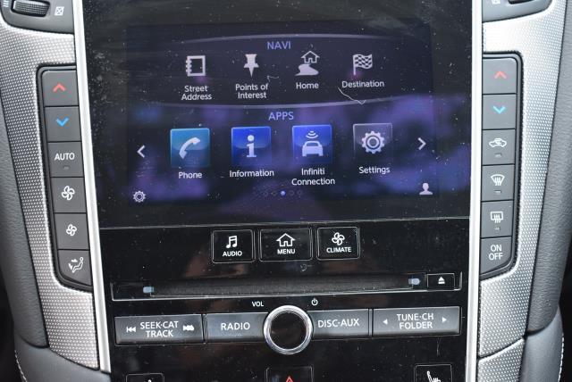 2015 INFINITI Q50 4dr Sdn Premium AWD 20