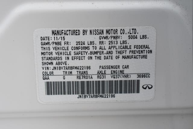 2015 INFINITI Q50 4dr Sdn Premium AWD 29