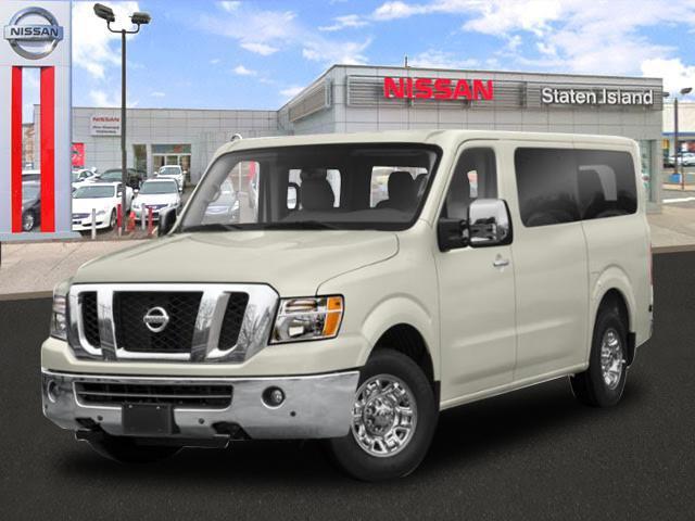 2020 Nissan Nv Passenger NV3500 HD SV [0]