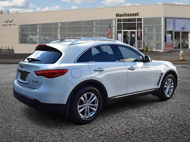 2016 INFINITI QX70 AWD 4dr 2