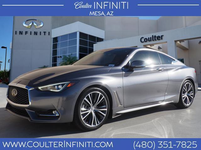 2019 INFINITI Q60 3.0t LUXE for sale in Mesa, AZ