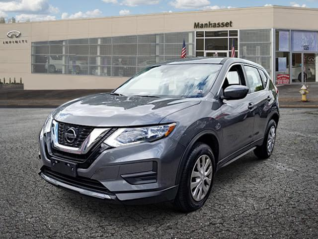 2019 Nissan Rogue AWD S 0