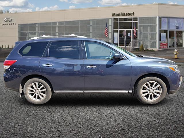 2016 Nissan Pathfinder 4WD 4dr SV 0