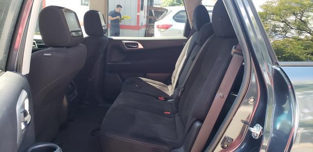 2016 Nissan Pathfinder 4WD 4dr SV 9
