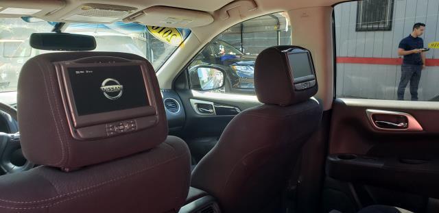 2016 Nissan Pathfinder 4WD 4dr SV 12
