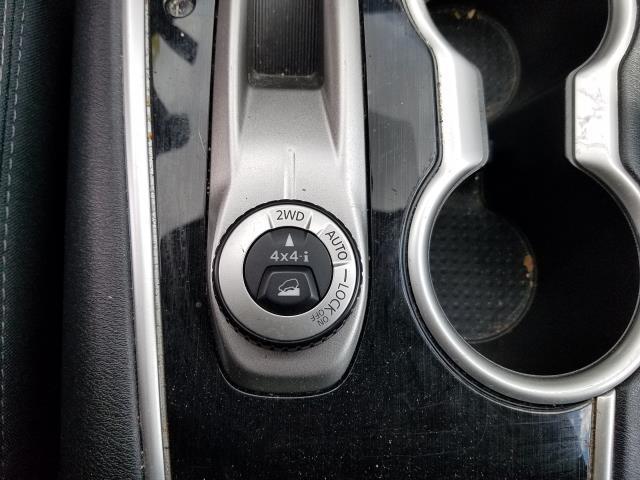2017 Nissan Pathfinder 4x4 S 24