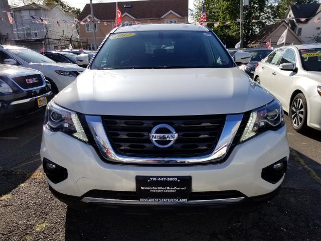 2017 Nissan Pathfinder SV 7