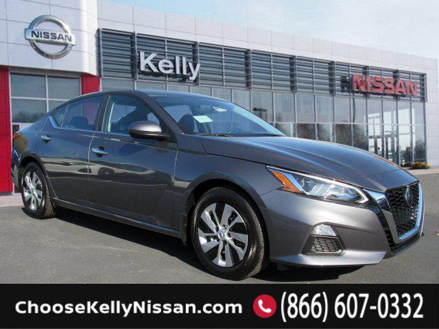 2020 Nissan Altima 2.5 S 4dr Car Slide 0