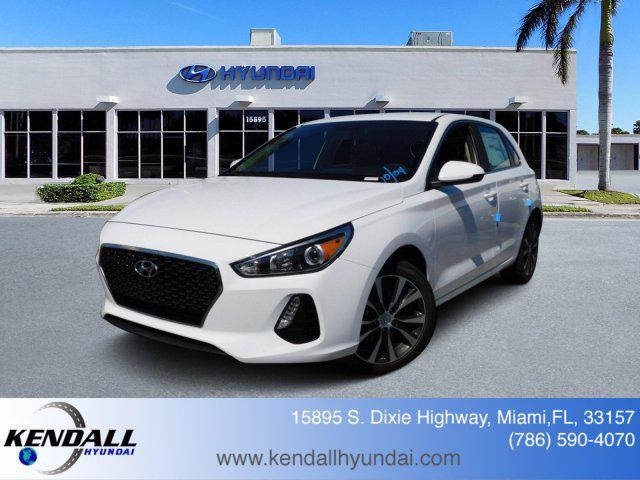 2020 Hyundai Elantra Gt Auto