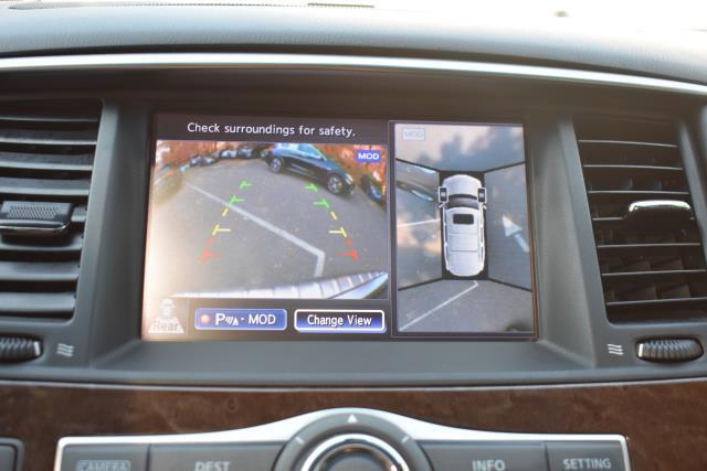2016 INFINITI QX80 4WD 4dr 21