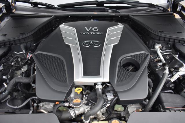 2016 INFINITI Q50 4dr Sdn 3.0t Premium AWD 9