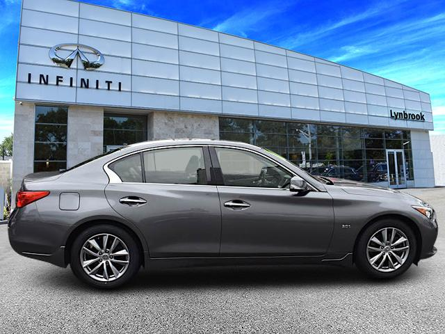 2016 INFINITI Q50 3.0t Premium 0