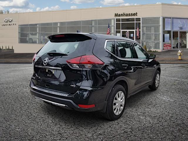 2019 Nissan Rogue AWD S 3