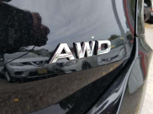 2019 Nissan Rogue AWD S 10