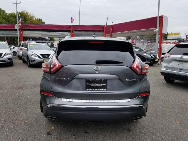 2017 Nissan Murano AWD SL 5