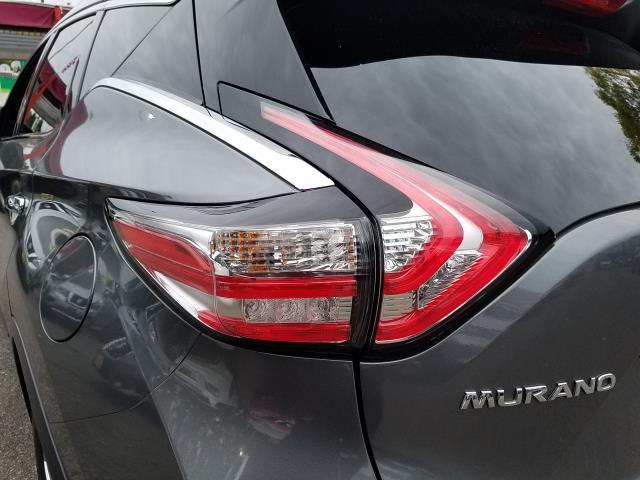 2017 Nissan Murano AWD SL 8