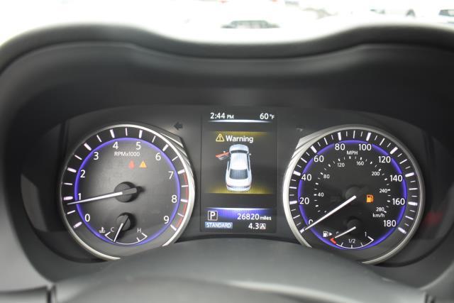 2016 INFINITI Q50 4dr Sdn 3.0t Red Sport 400 AWD 17