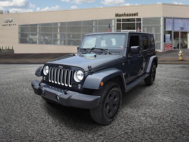 2016 Jeep Wrangler Unlimited 4WD 4dr Sahara 3