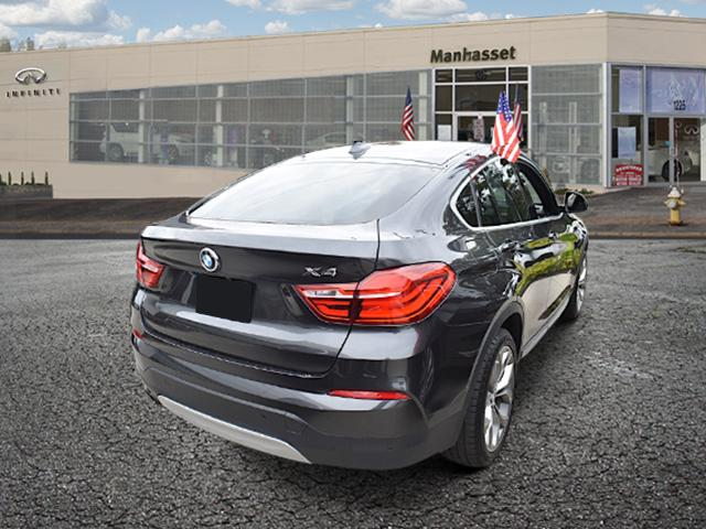 2018 BMW X4 xDrive28i Sports Activity Coupe 0