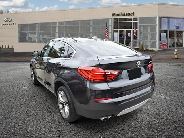 2018 BMW X4 xDrive28i Sports Activity Coupe 2