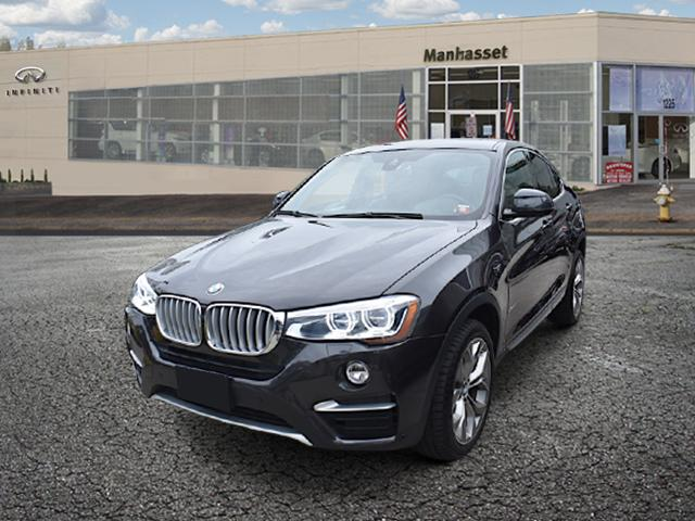 2018 BMW X4 xDrive28i Sports Activity Coupe 3