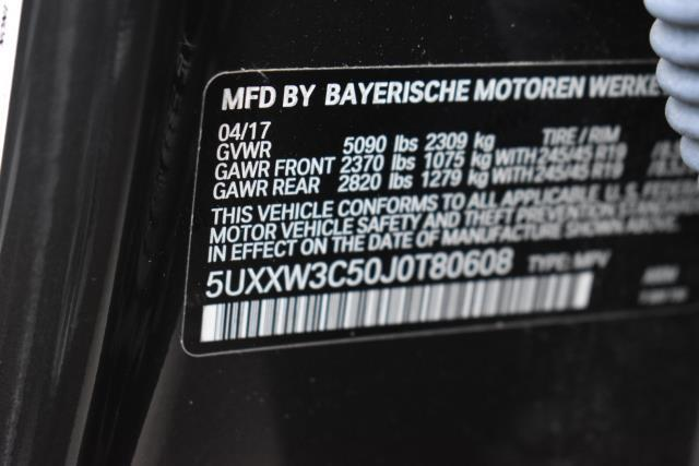 2018 BMW X4 xDrive28i Sports Activity Coupe 15
