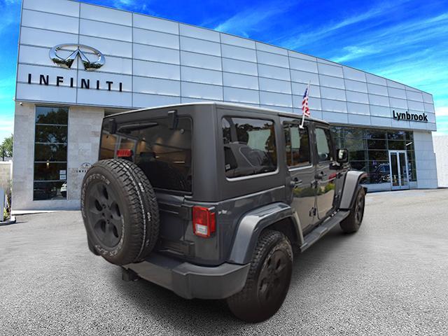 2016 Jeep Wrangler Unlimited Sahara 0