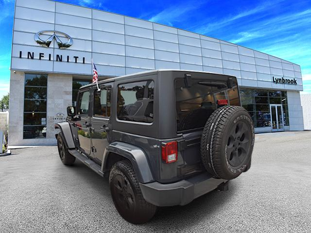 2016 Jeep Wrangler Unlimited Sahara 2