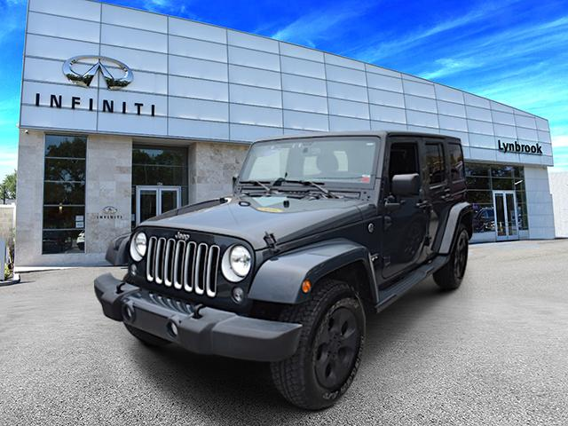 2016 Jeep Wrangler Unlimited Sahara 3